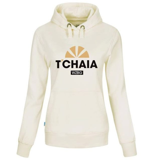Hoodie T'CHAIA natur