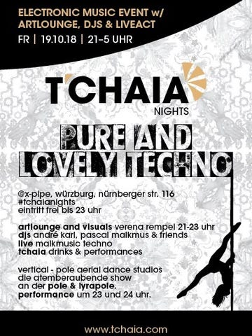 T'CHAIAnights Flyer
