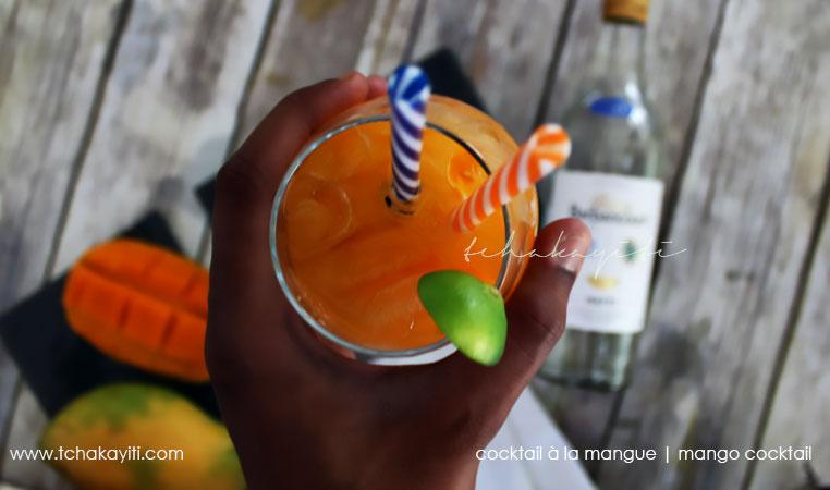 Haitian Mango Cocktail