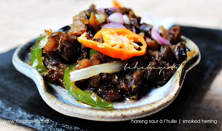 Aranso Smoked Herring Haiti