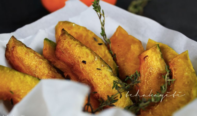 Delectable Haitian giraumon, pumpkin fries | tchakayiti.com