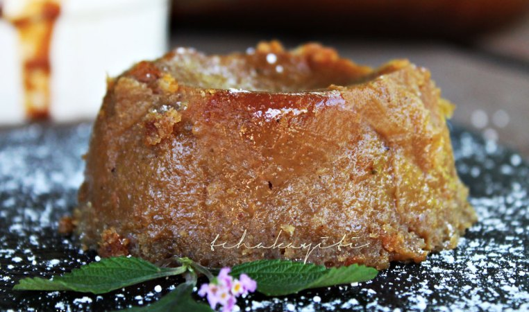 This Haitian sweet potato pudding recipe, aka pain patate is the only recipe you'll ever need. | tchakayiti.com