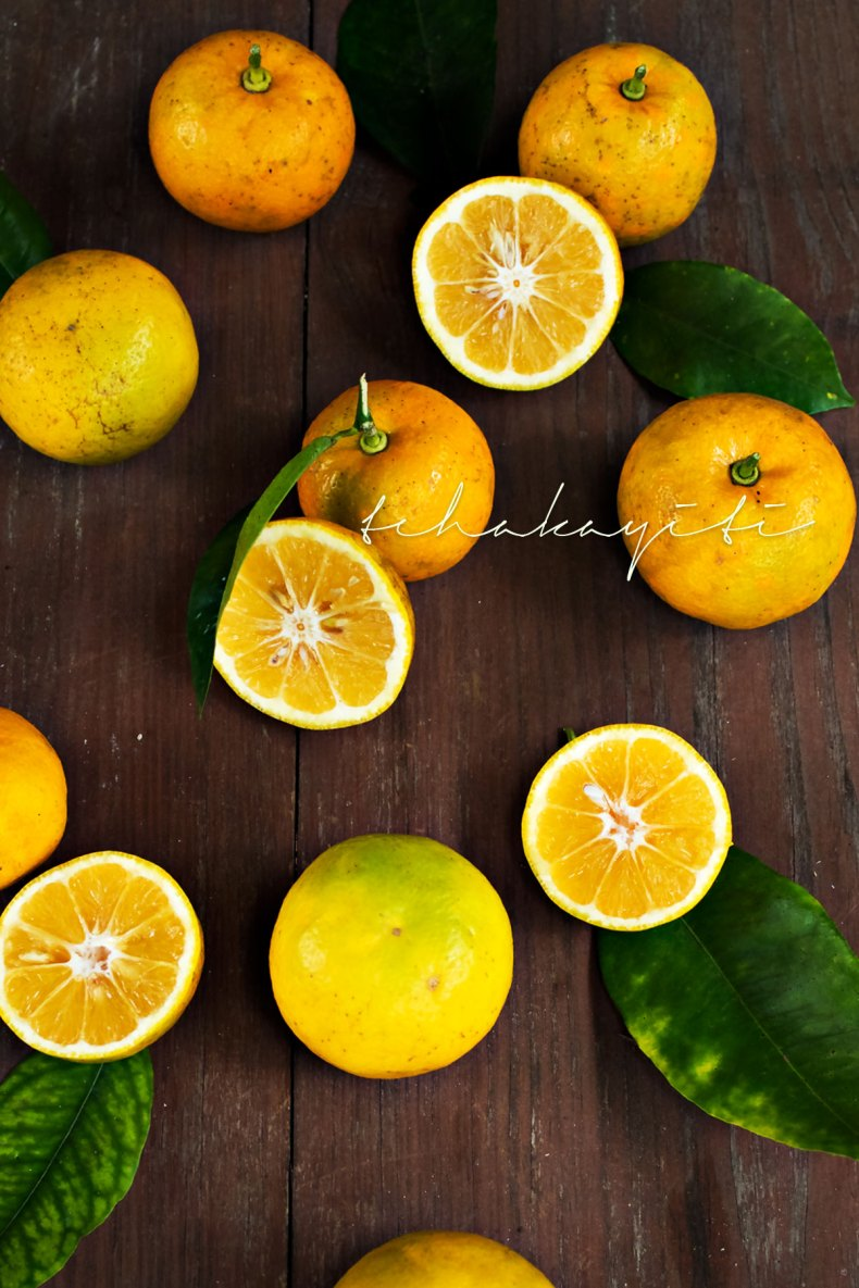 Sour oranges, a must in Haiti's culinary traditions. | tchakayiti.com