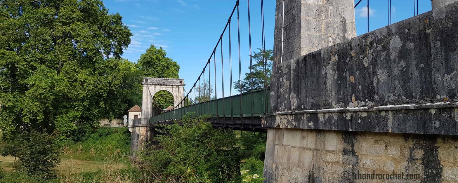 Le petit pont de Vianne