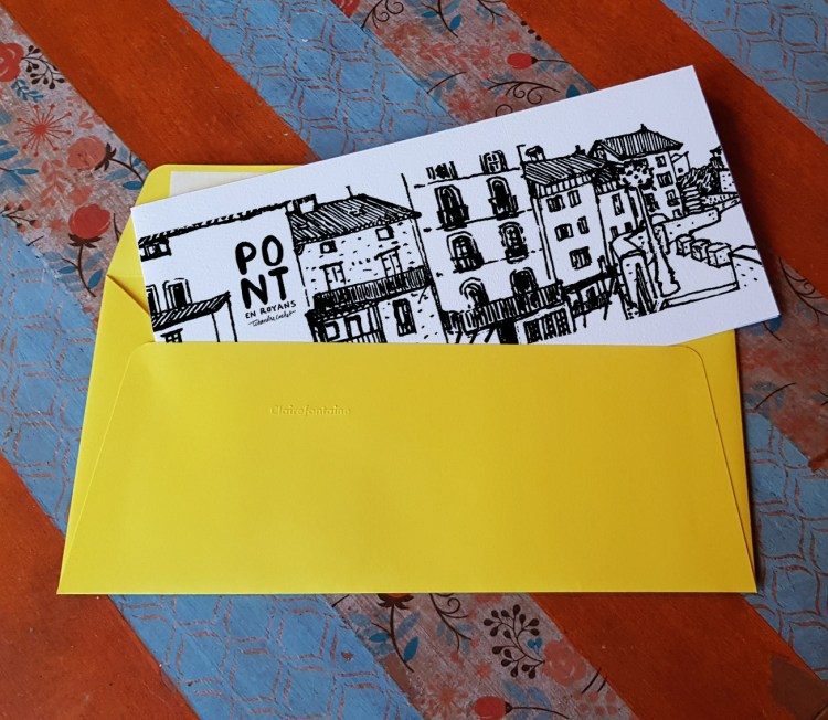 Carte postale createur Pont-en-Royans