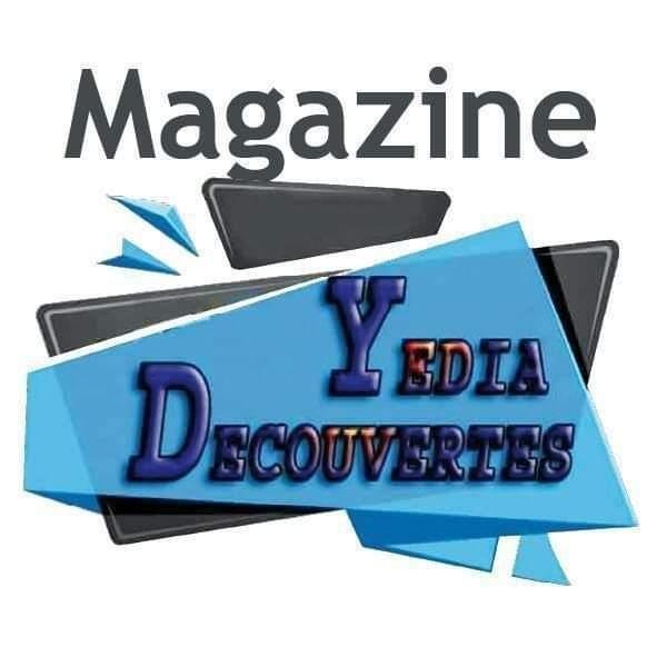 logo yédia mag