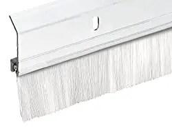 Brush Door Sweep Best for Screen Door Bottom Seal