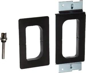 Milescraft 1222 HingeMate150 - Hinge Mortising Kit for Interior Doors