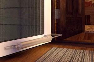 National Hardware N279-794 V1345 - Best Storm Door Closer