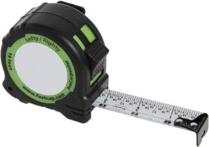 FastCap PSSR16 16 FastPad Standard Reverse Measuring Tape - Most Accurate Tape Measure