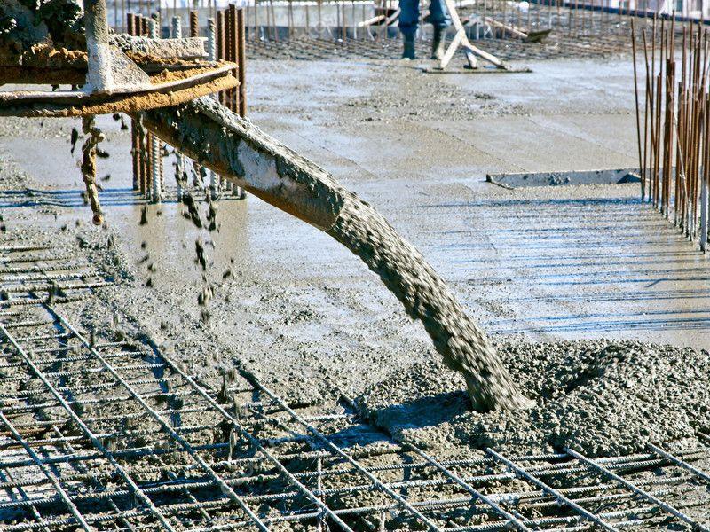 concrete - TCH