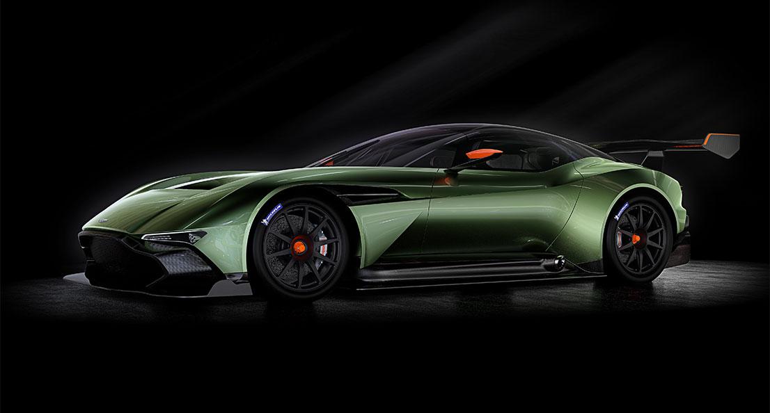 Voiture de Luxe - Aston Martin Vulcan