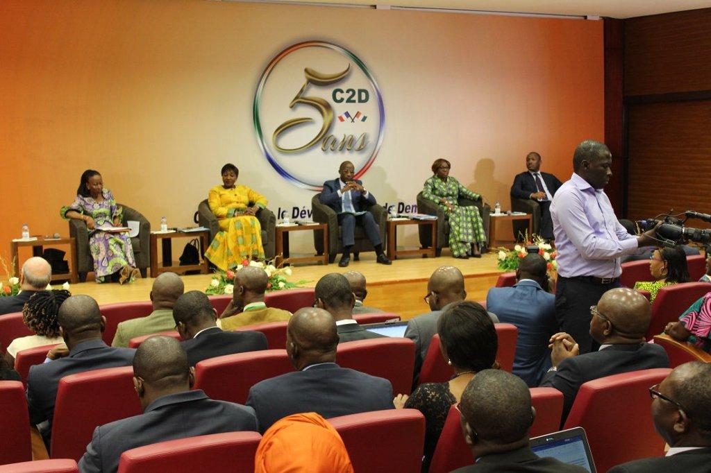Conférence ouverte C2D