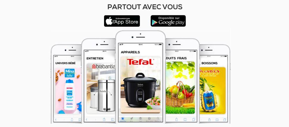 Yaatoo Application mobile