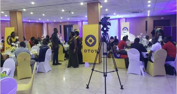 Lancement de OTOT