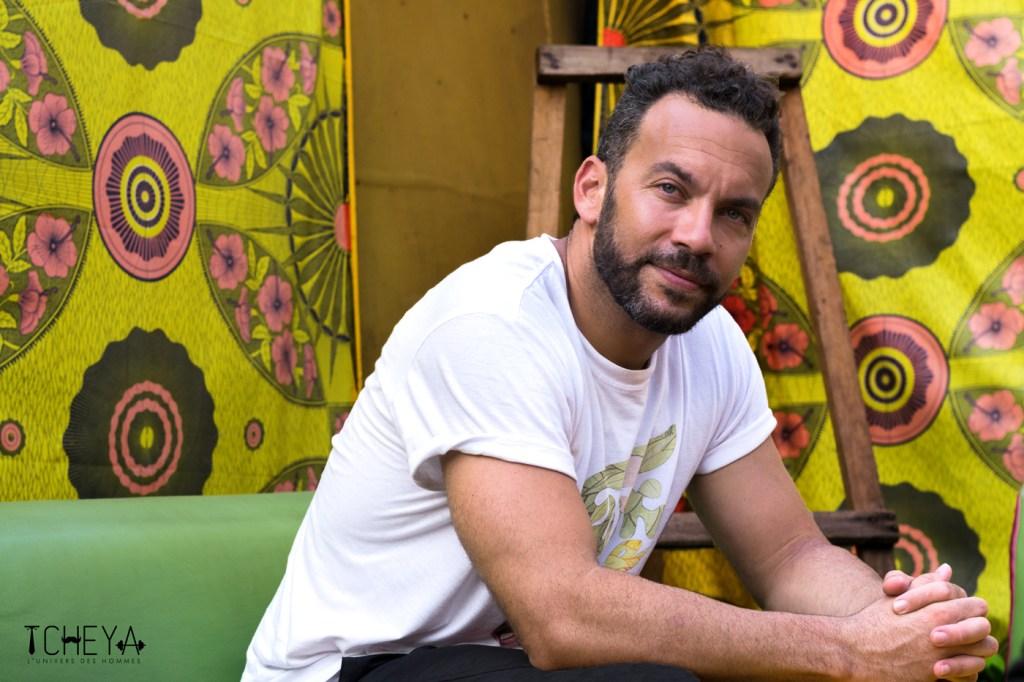 Bruce Ykanji pour TCHEYA