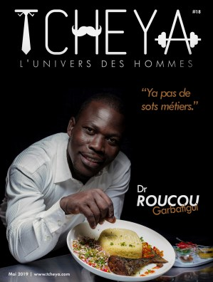 Dr Roucou - Couverture Mai 2019 - TCHEYA