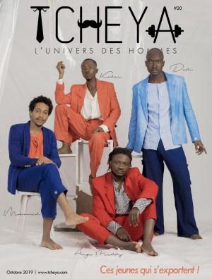 Couverture Octobre 2019 - TCHEYA
