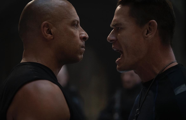 John Cena VS Vin Diesel - Fast and Furious 9