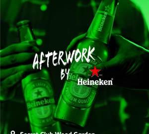 tcheya Afterwork by heineken