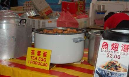 Tea Eggs Are Delicious!
