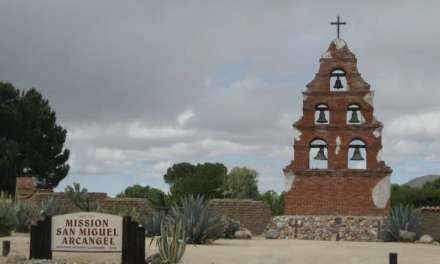 Mission San Miguel – A hint of tea