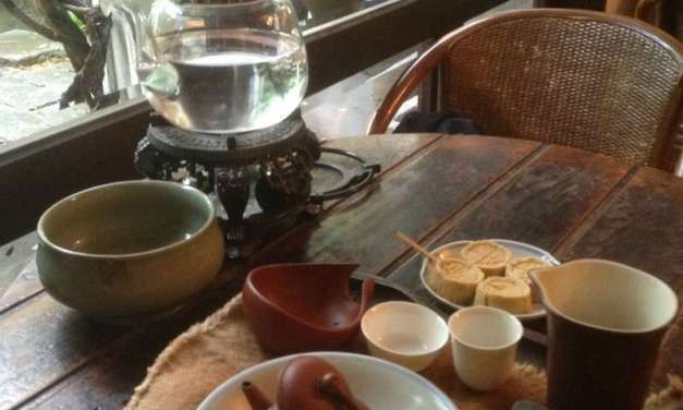 Atmospheric teahouses in Taiwan