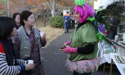 The evolution of a tea fairy