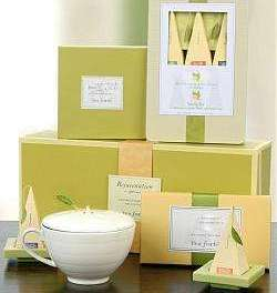 Sustainable tea gift packaging – Branded designs for holiday and corporate gift sets