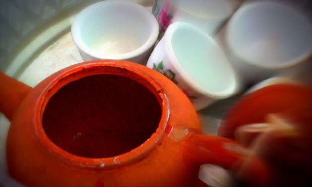 A unique aspect of Singaporean tea culture