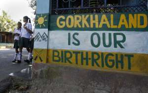 gorkhaland birthright