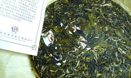 China's brown treasure – pu-erh tea