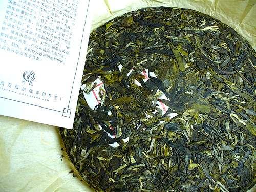 China's brown treasure – pu-erh tea