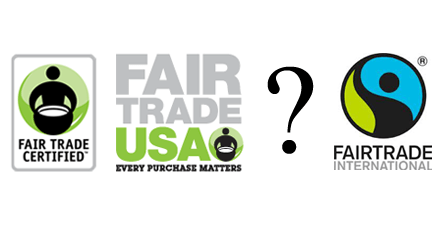 Do you support fair trade?  Which one?