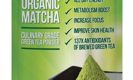 Whatcha gonna do with all that matcha?