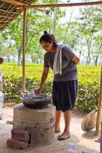 Toasting Rajiv May