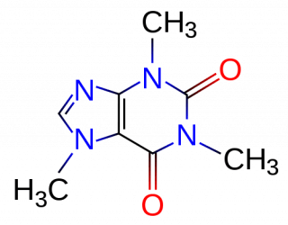 Tea and its unique synergism of caffeine and L-theanine