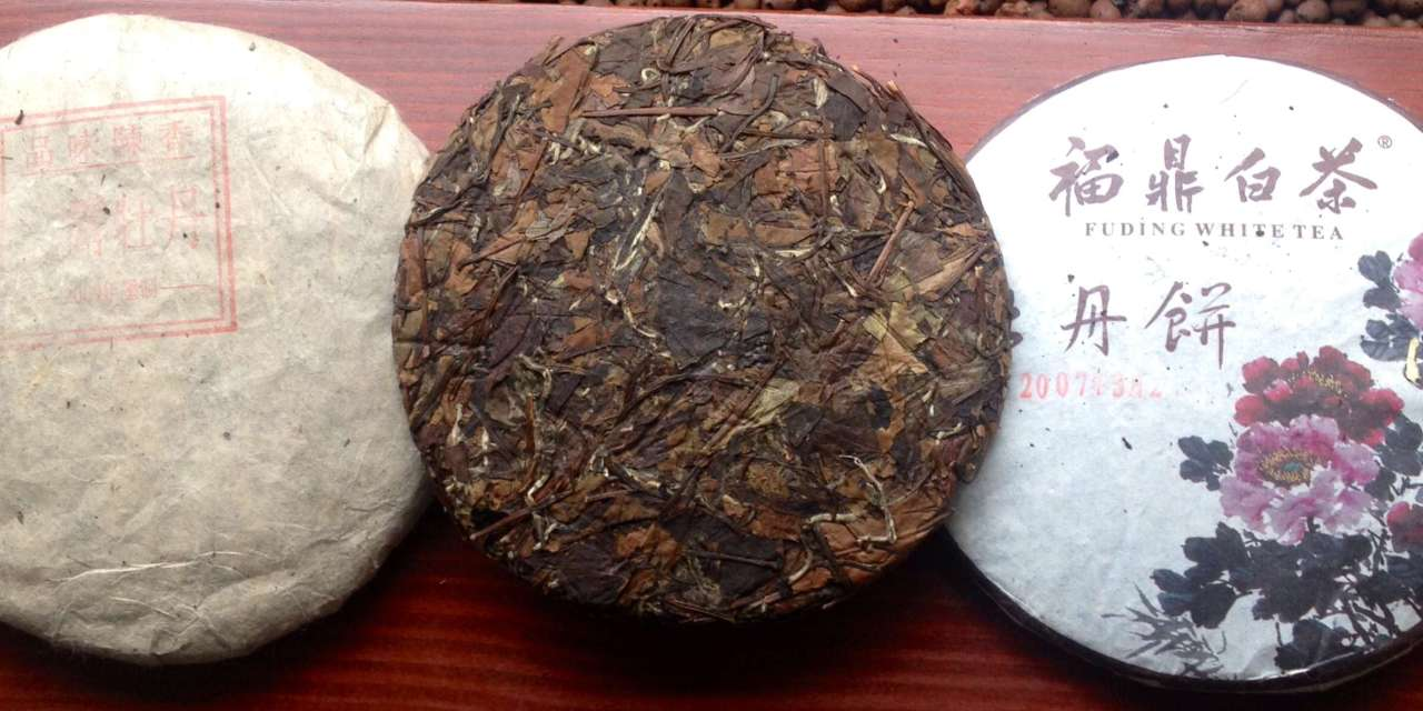 Three Years Medicine: Aged White Tea