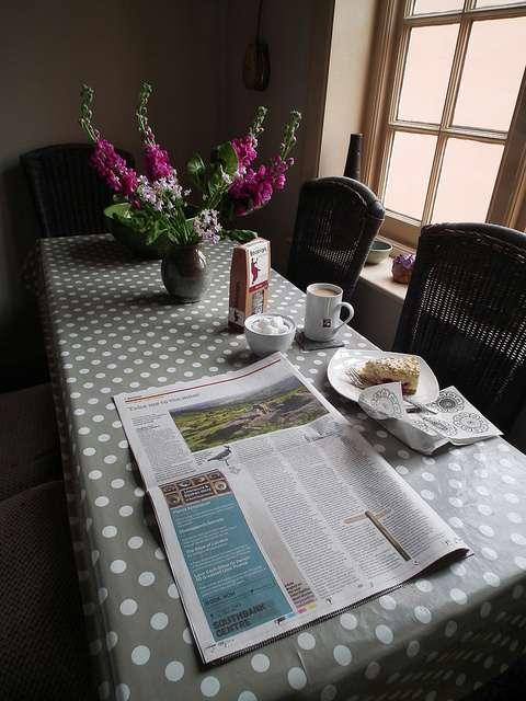 "Irresponsible tea ""news"""