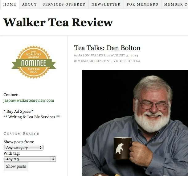 The other best tea blogs: A series – Part 3