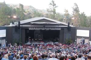 Greek Theatre, Los Angeles.  June 7, 2014