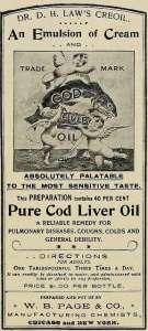 cod liver oil dane