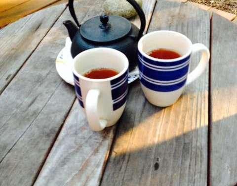 Tea across the time zones!