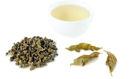Organic High Mountain Oolong from Eco-Cha