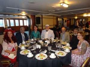Rajiv winner dinner