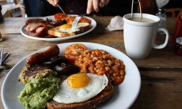 Blast From the Past: Tea and Food Pairing: Breakfast
