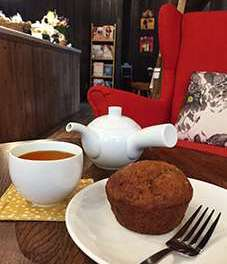 Tea Pairings, Chiki Style!