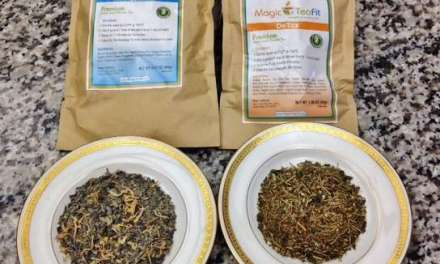 Product Review: Magic Teafit