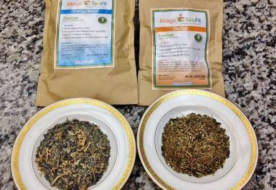 Product Review: Magic Teafit