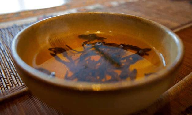 The Darkness of Tea